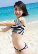 16yearold beautiful girls first swimsuit gravure027