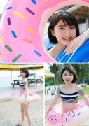 16yearold beautiful girls first swimsuit gravure029