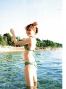 Akane Moriya swimsuit gravure bikini image beautiful her 20 year old life size007