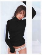 Manatsu Akimoto gravure swimsuit image 26 years old towards adults012