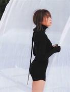 Manatsu Akimoto gravure swimsuit image 26 years old towards adults016