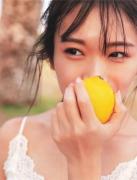 Manatsu Akimoto gravure swimsuit image 26 years old towards adults017