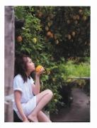 Manatsu Akimoto gravure swimsuit image 26 years old towards adults032