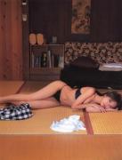 Manatsu Akimoto gravure swimsuit image 26 years old towards adults046