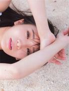 Manatsu Akimoto gravure swimsuit image 26 years old towards adults056
