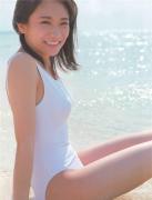 Manatsu Akimoto gravure swimsuit image 26 years old towards adults057