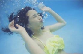 Hirose Suzu swimsuit gravure bikini image 17 years old 7001