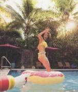 Hirose Suzu swimsuit gravure bikini image 17 years old 7004