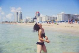 Hirose Suzu swimsuit gravure bikini image 17 years old 7016