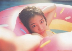Hirose Suzu swimsuit gravure bikini image 17 years old 7022