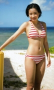 Hirose Suzu swimsuit gravure bikini image 17 years old 7032
