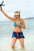 Hirose Suzu swimsuit gravure bikini image 17 years old 7038