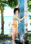 Hirose Suzu swimsuit gravure bikini image 17 years old 7040