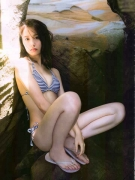 Misa Eto gravure swimsuit image Nogizaka46s older sister idol bikini full of openness in Australia014