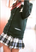 15 years old 148 cm tall and what an F cup Hitomi Ito gravure swimsuit image003