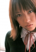 15 years old 148 cm tall and what an F cup Hitomi Ito gravure swimsuit image006
