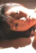 15 years old 148 cm tall and what an F cup Hitomi Ito gravure swimsuit image081