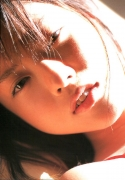 15 years old 148 cm tall and what an F cup Hitomi Ito gravure swimsuit image094