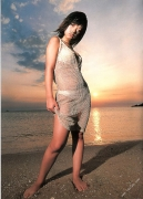 15 years old 148 cm tall and what an F cup Hitomi Ito gravure swimsuit image105