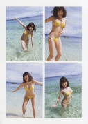 Im crazy about you 17 years old Dreaming address Kyouka gravure swimsuit image025