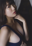 Im crazy about you 17 years old Dreaming address Kyouka gravure swimsuit image040