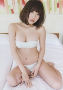 Im crazy about you 17 years old Dreaming address Kyouka gravure swimsuit image062