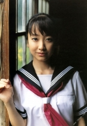 Beautiful girl 15year-old locus Tomoka Kurokawa gravure swimsuit image013