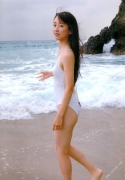 Beautiful girl 15year-old locus Tomoka Kurokawa gravure swimsuit image048