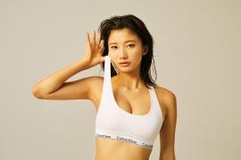 Yuka Ogura swimsuit underwear image 18 years old G cup impact 2017010