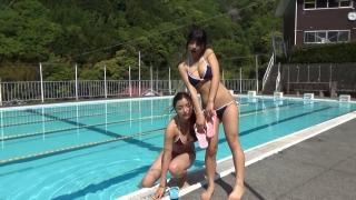 Evolutionary JK Sisters Erimaris first swimsuit debut012