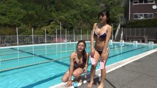 Evolutionary JK Sisters Erimaris first swimsuit debut015
