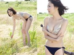 Tantan Hayashi gravure swimsuit image035