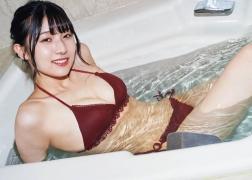 Abe Wakana Yokono Sumire swimsuit bikini image010