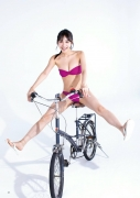 NMB48 Sumire Yokono Swimsuit Gravure Blow away the heat wave Summer bikini012