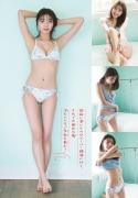 Asuka Kawazu gravure swimsuit image with a friendly smile and splendid style colors this summer003