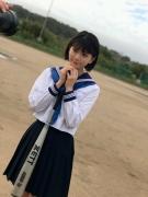 Take Minami to Koshien Minami Yamada gravure swimsuit image006