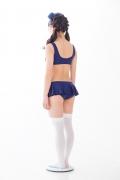 Control Collection 20 Finalist Hinako Tamaki Frilled Bikini004