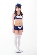 Control Collection 20 Finalist Hinako Tamaki Frilled Bikini008