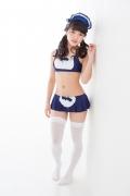 Control Collection 20 Finalist Hinako Tamaki Frilled Bikini026