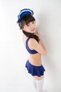 Control Collection 20 Finalist Hinako Tamaki Frilled Bikini033