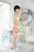 Control Collection 20 Finalist Hinako Tamaki Frilled Bikini086
