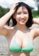 After all summer sea beautiful girl Aika Sawaguchi swimsuit gravure 003