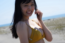 Take a look at Sakuchinwho has grown up a little Sakura Ando swimsuit gravure018