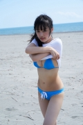 Take a look at Sakuchinwho has grown up a little Sakura Ando swimsuit gravure020