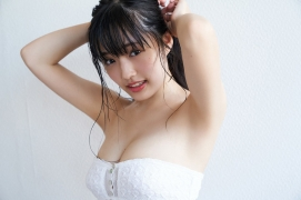 Take a look at Sakuchinwho has grown up a little Sakura Ando swimsuit gravure025