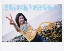 Umikas smile explodes on an island somewhere in the south! Kawashima Umika Swimsuit Gravure004
