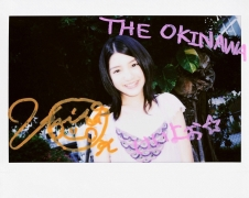Umikas smile explodes on an island somewhere in the south! Kawashima Umika Swimsuit Gravure013