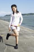 Umikas smile explodes on an island somewhere in the south! Kawashima Umika Swimsuit Gravure039