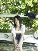 Umikas smile explodes on an island somewhere in the south! Kawashima Umika Swimsuit Gravure058