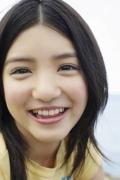 Umikas smile explodes on an island somewhere in the south! Kawashima Umika Swimsuit Gravure084